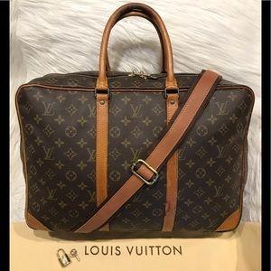 Authentic Louis Vuitton Porte Document Bag #3.3C
